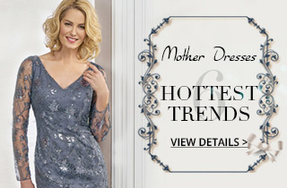 6 Hottest Trends For Mother Dresses 400+ Items Free Shipping